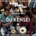 DJ KENSEI MIX TAPE入荷 & 7/23 SAT 来盛決定