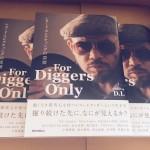 物販入荷情報(書籍)  - For Diggers Only レコード・コレクティングの深層 -